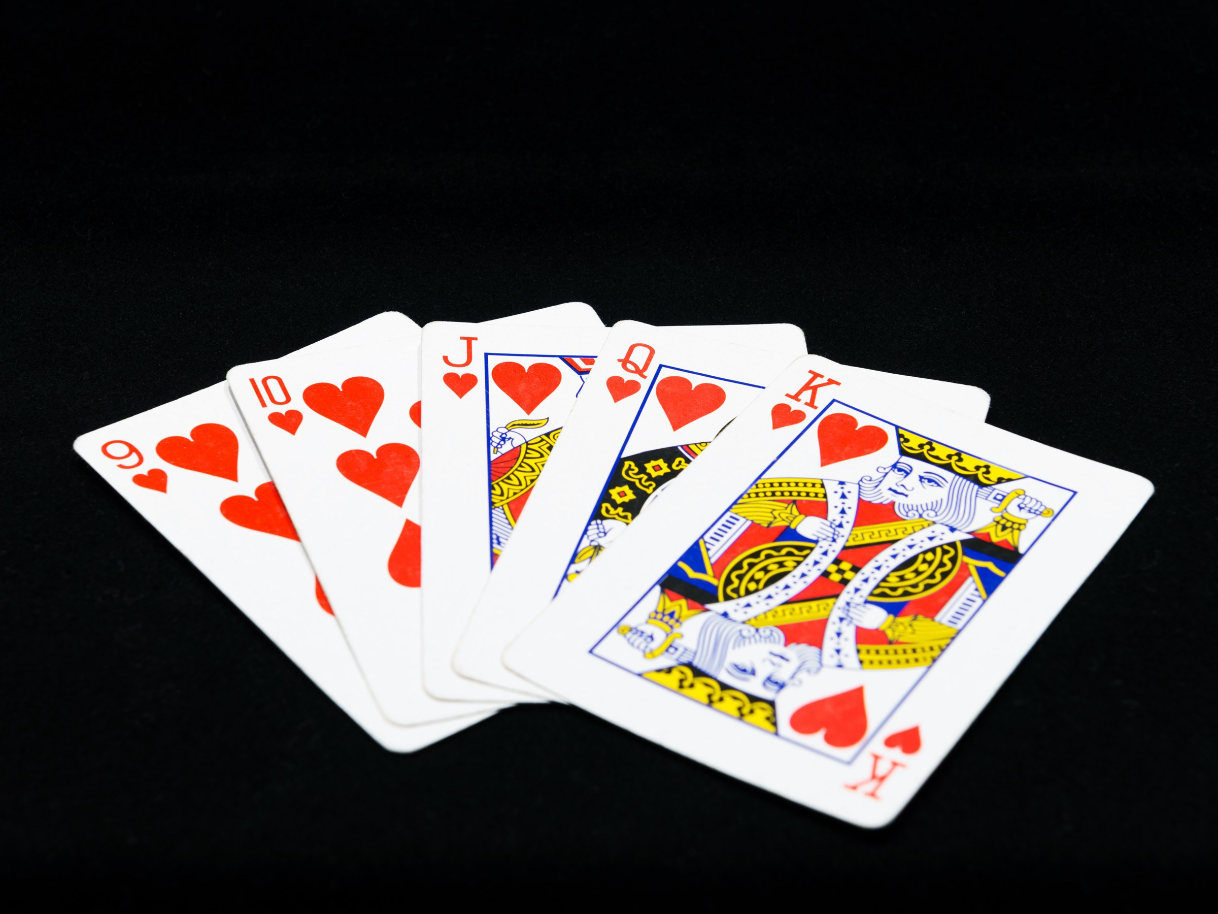 Poker Card Gambling